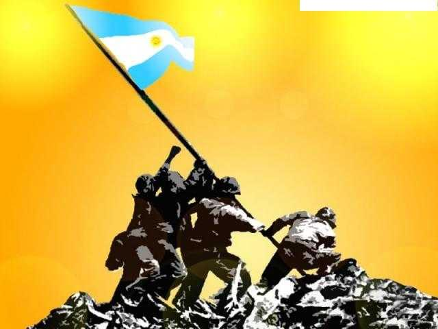 Resultado de imagen para argentina indefensa