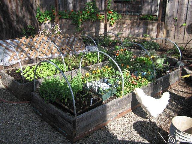 Etonnant April Garden Improvements