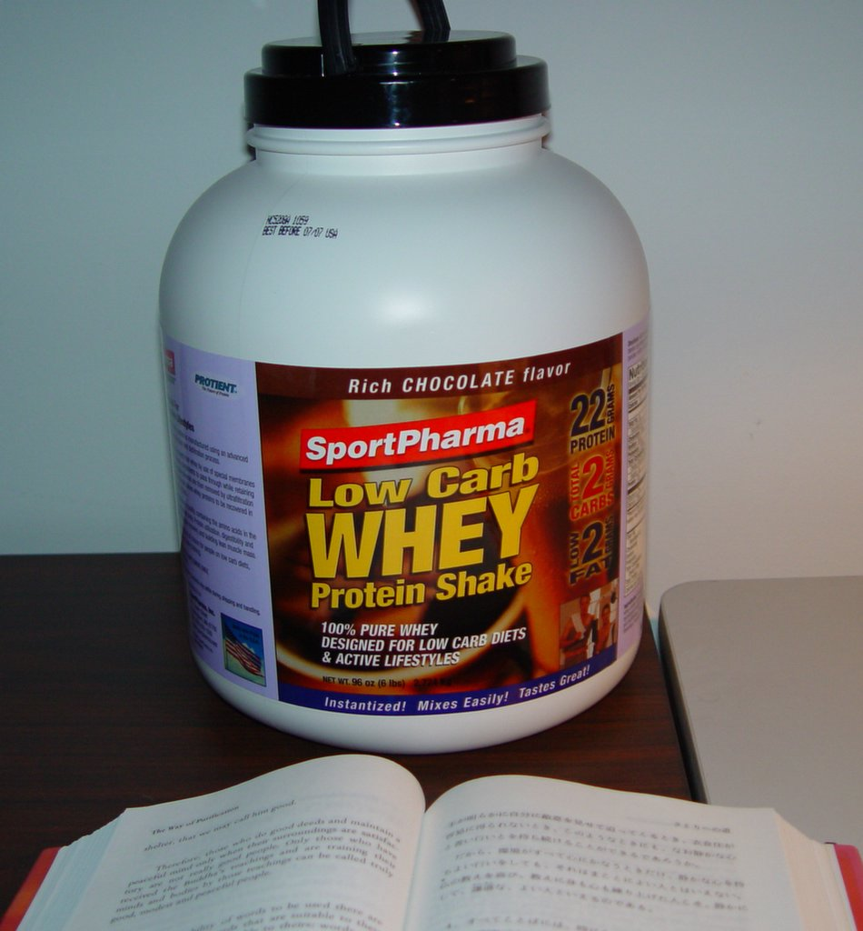 Protein Shaker Lot: Eye Dull Musings: Lots Of Protein