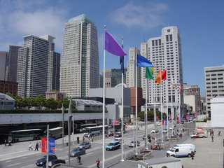Moscone Center, South Block - Pavilion