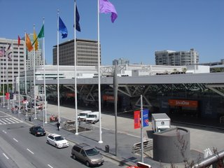 Moscone Center, North Block - sessions