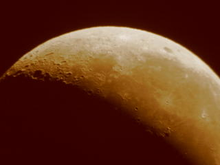 Luna Sepia