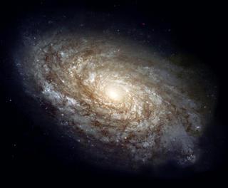 Foto galaxia