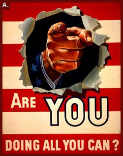 1942 anti-fascist war-effort poster