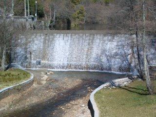 Represa no mesmo rio - Foto de CMatos