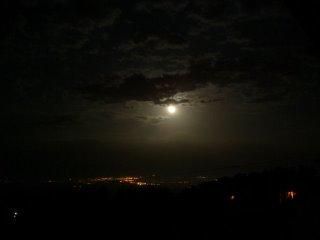 Foto de CMatos (Lua Cheia sobre Gouveia)