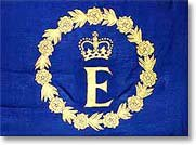 Queen&#39;s Personal Flag