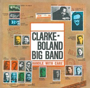 Clarke-Boland Big Band* Kenny Clarke - Francy Boland Big Band, The - Latin Kaleidoscope