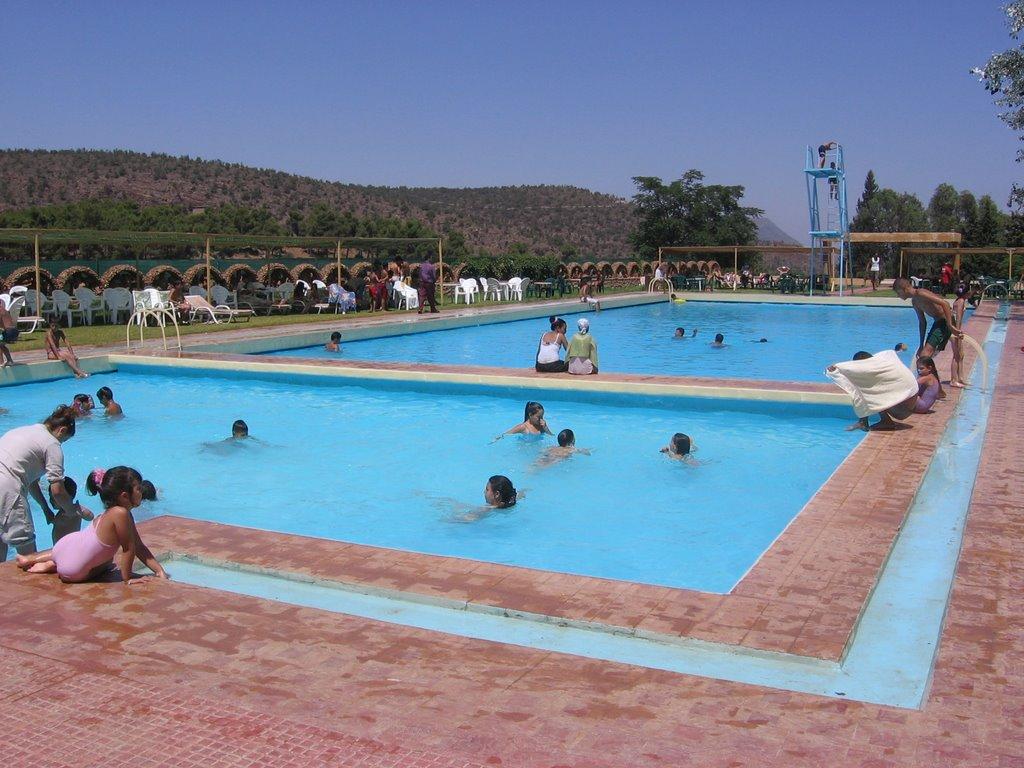 Taforlat club orientale maroc taforalt club for Club rabat piscine