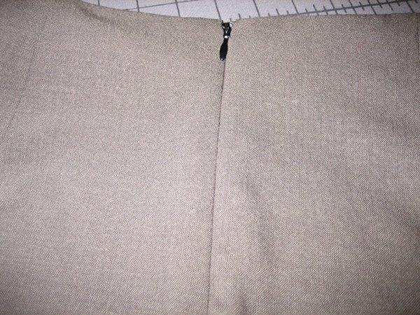 Knitting Zipper Tutorial : Sew i knit invisible zipper tutorial