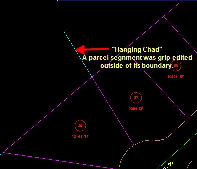 Civil 3D Parcel Help