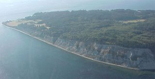 Double Bluff, Whidbey island Aerial Photo