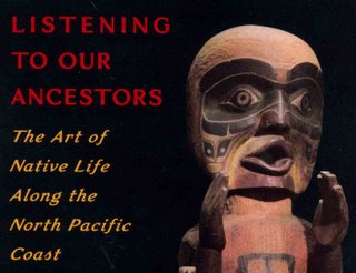 National Museum of the American Indian North Pacific Coast exhibit flyer