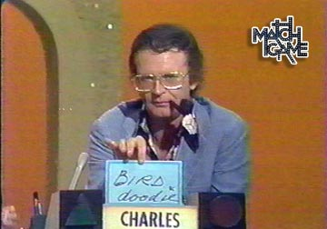 Match Game Answers
