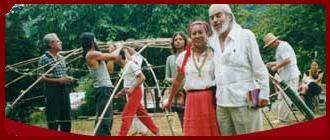 INIPI, Preparacion del Sweat Lodge, Click aqui y visite la pagina del Maestro DDP., El Titolopochtli