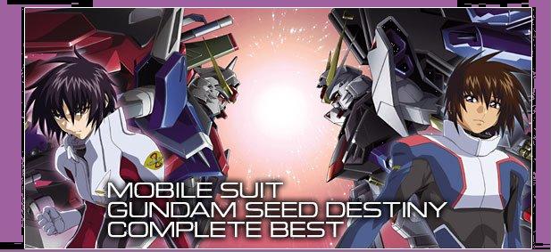 gundam seed destiny complete best rar