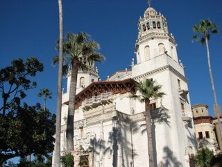 Hearst Castle, San Simeon, Californien