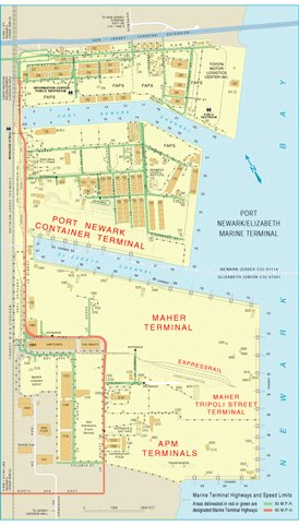 The Johnsville News DP World - US Ports Involved In Controversy (Maps U0026 Info)