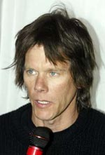 Kevin Bacon - conspiracy leader