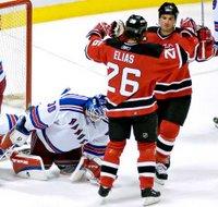 Devils win Game 1