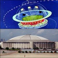 Domed Football Stadiums