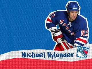 Ranger Pundit gets #92 from Michael Nylander