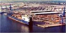 Baltimore terminal