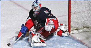 'The Prince' - Henrik Lundqvist shuts-out Panthers