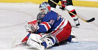 Henrik Lundqvist - 'The Prince'