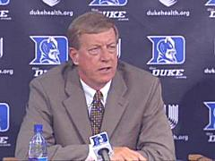 John Danowski named new lacrosse coach at Duke