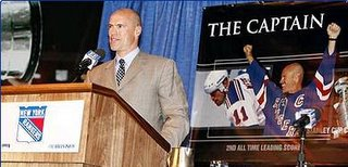Old Faithful - Mark Messier