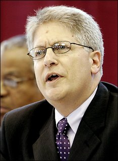 Durham District Attorney Mike Nifong
