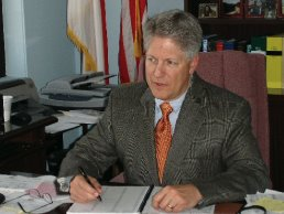 Mike Nifong - Durham District Attorney