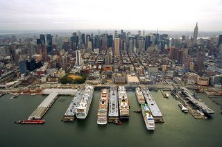 New York City Passenger Ship Terminal