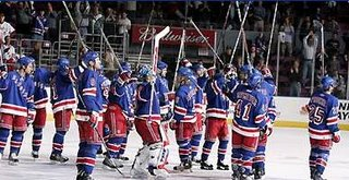 Final Curtain Call - NY Rangers 2005-06 Season ends