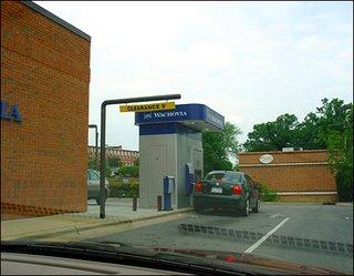 Wachovia Bank ATM