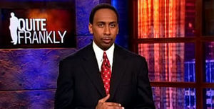 Stephen A. Smith - Clueless Dufus