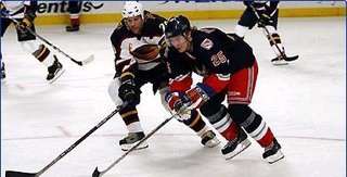 Atlanta Thrashers rally to beat Rangers