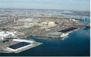 Tioga Marine Terminal - Philadelphia