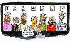 Muhammed in police line-up