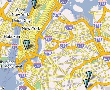 St. Guillen Crime Map at Platial.com