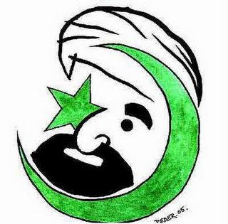 face of Muhammad