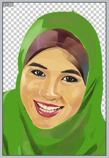 step12 vector Photoshop Lasso Tool   Easy way to tracing