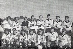 Equipo de fútbol. Temporada 1993-1994