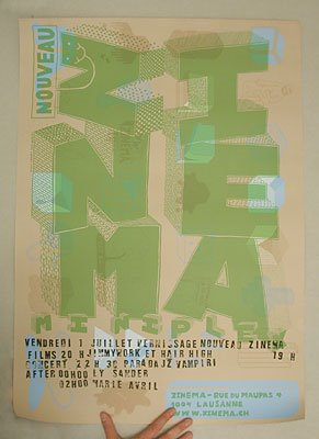 KörnerUnion Poster