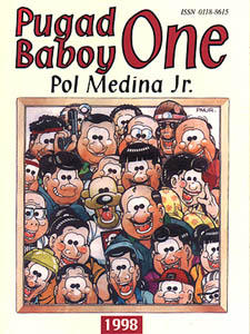 Pugad Baboy 1 book cover