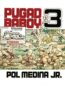 Pugad Baboy 3 book cover