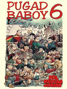 Pugad Baboy 6 book cover