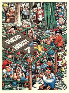 Pugad Baboy 7 book cover