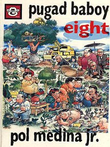 Pugad Baboy 8 book cover